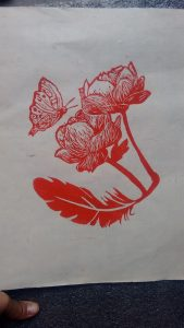 PrintMaking-WoodCut-Nepal-Sudesha-Shrestha-4